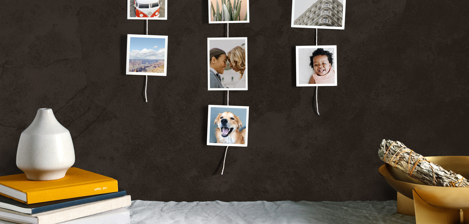 15 Creative Photo Display Ideas That Don T Need Frames