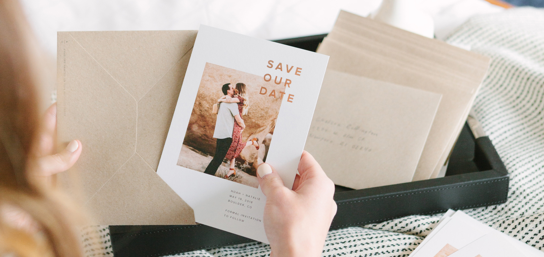 All You Need To Know Save The Date Wording Etiquette