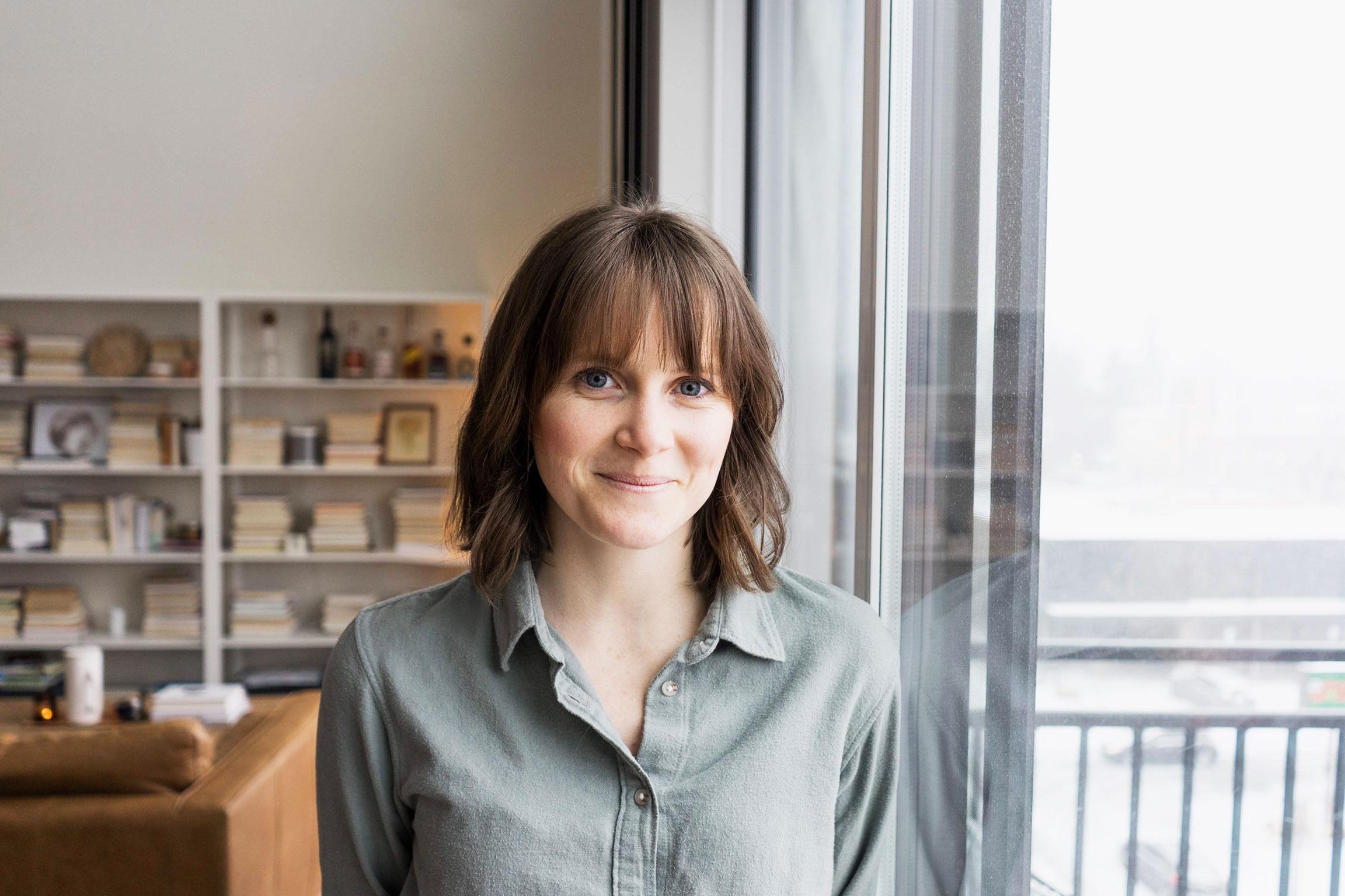 Erin Butler Woolf