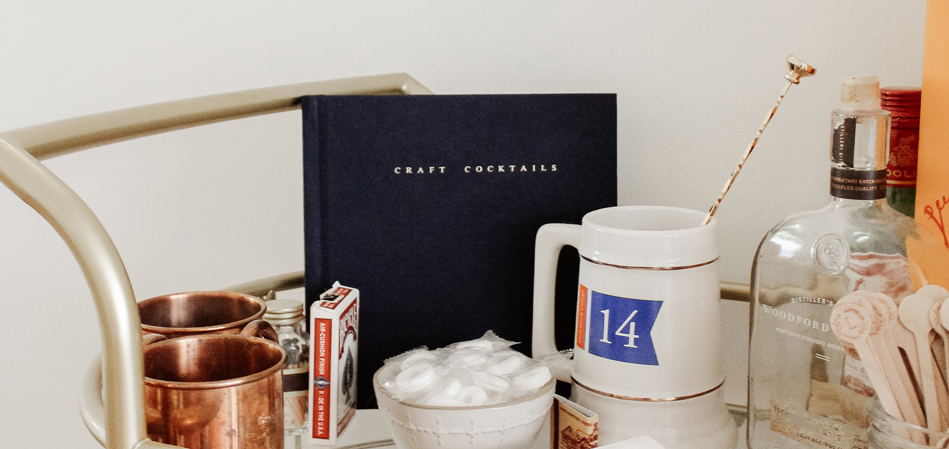 Unique gift ideas that include a cocktail book created using Artifact Uprising Everyday Photo Book
