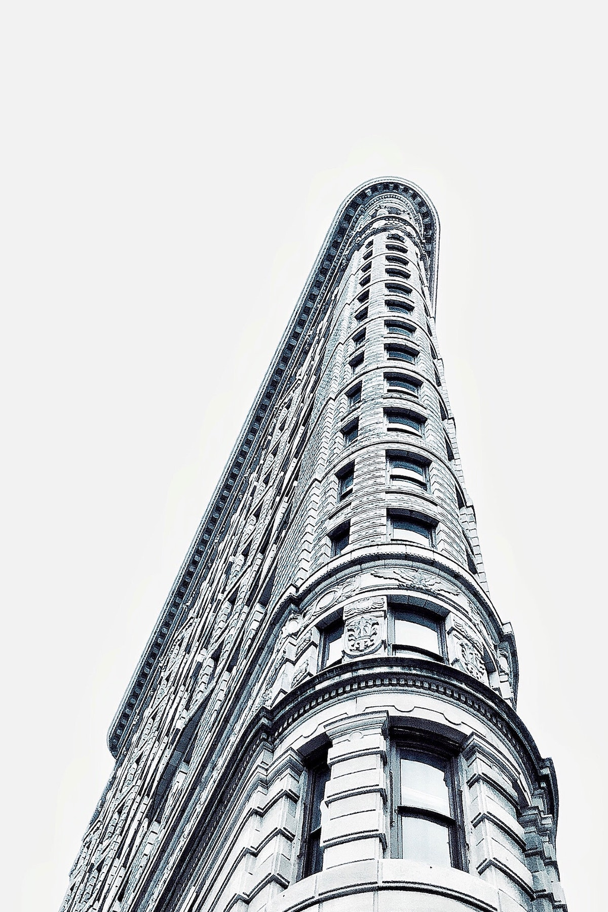 low angle photo of Flatiron building by PixaSquare